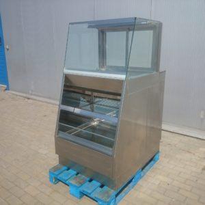 Ekspozytor chłodniczy witryna chłodnicza pół-o...